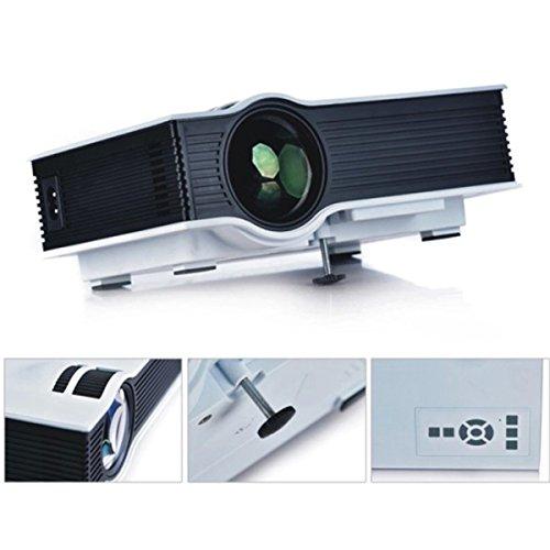 Uvistar uc40 hd mini pico projector home theater cinema for Mini projector for presentations