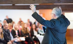 Powerpoint preacher