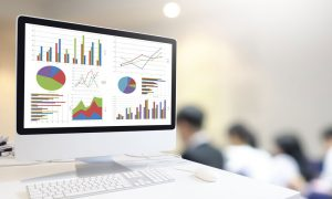 Presenting Data and Charts on PC screen
