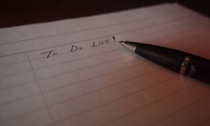 Check list - dos and don'ts of designing presentations