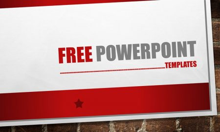 Free Powerpoint Templates to download