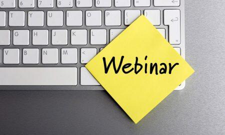 How to broadcast a webinar