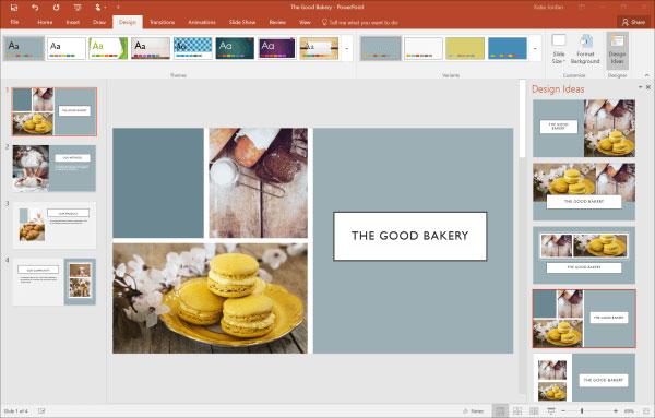 PowerPoint-Designer