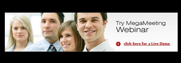 MegaMeeting Webinar