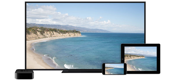 airplay on apple tv