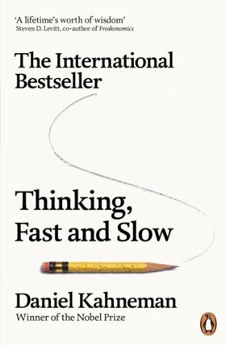 Thinking-Fast-and-Slow-Daniel Kahneman