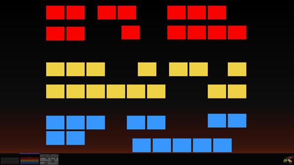 Powerpoint dashboard showing powerpoint slideshow broken down into modules
