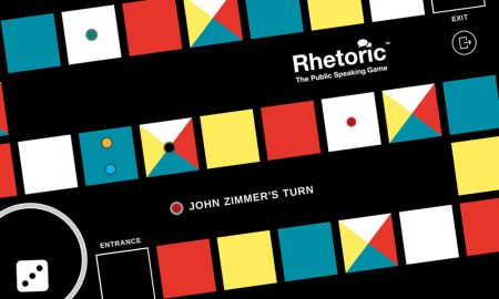 Rhetoric The Public Speaking Game