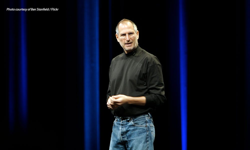 10 lessons from steve jobs for public speakers for Steve jobs powerpoint template