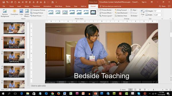 Powerpoint bullet slides