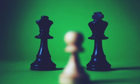 3 chess pieces