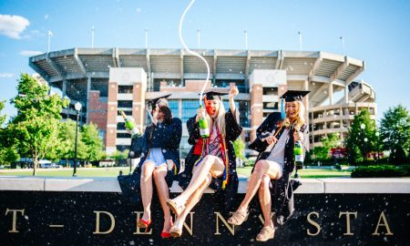 Advice for Students - graduation day