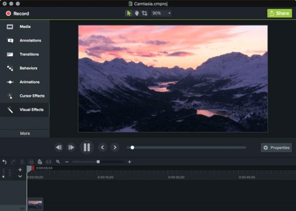 Camtasia Studio for creating powerpoint videos