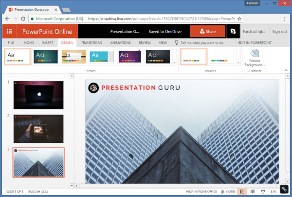 Best Web Services for Sharing Presentations Online ...
