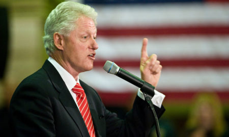 bill clinton charismatic speaker