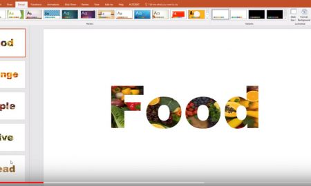 how to add a scribe video into powerpoint