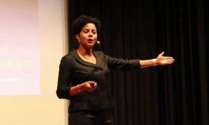 Tulia Lopes Speak Up and Lead Academy