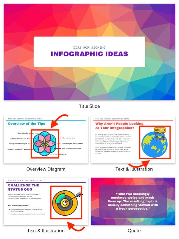 6 Design Ideas For A Killer Presentation