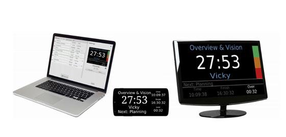 Presentation Timer app
