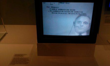 The mother of all demos - Doug Engelbart