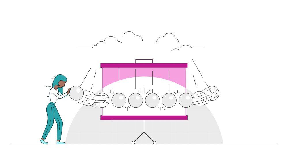 BrightCarbon PowerPoint slide animation