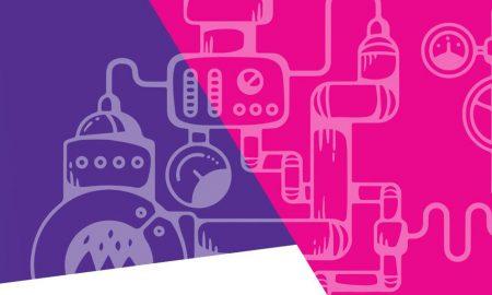 purple patch presentation infographic screenshot